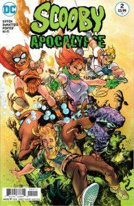 Scooby Apocalypse #2 (2016)