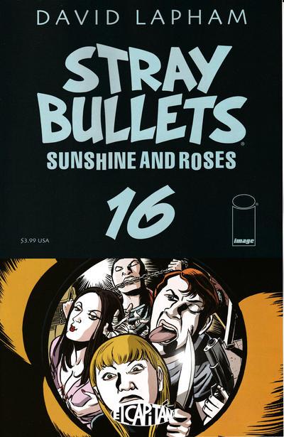 Stray Bullets: Sunshine & Roses #16 (2016)