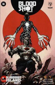 Bloodshot Reborn #14 (2016)