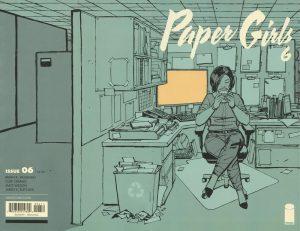 Paper Girls #6 (2016)