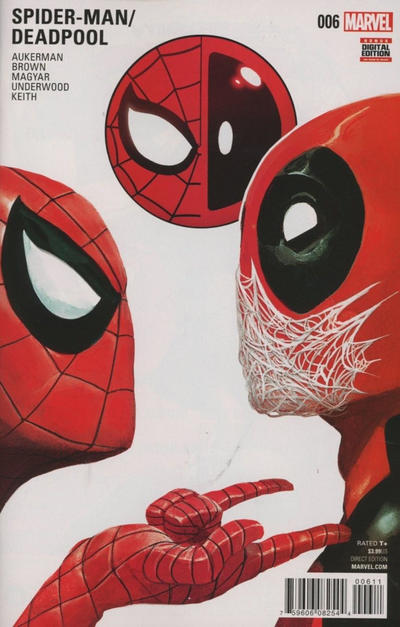Spider-Man/Deadpool #6 (2016)