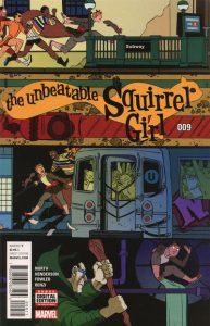 The Unbeatable Squirrel Girl #9 (2016)