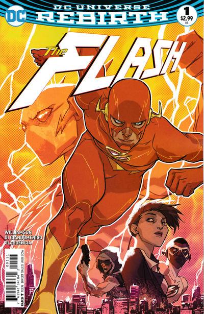 The Flash #1 (2016)