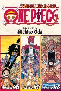 One Piece #16-17-18 (2016)