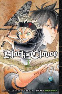 Black Clover #1 (2016)