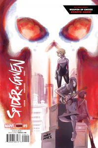 Spider-Gwen (Vol. 2) #9 (2016)