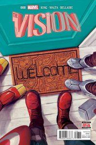 Vision #8 (2016)