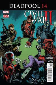 Deadpool #14 (2016)