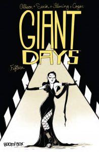Giant Days #15 (2016)