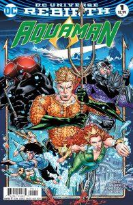 Aquaman #1 (2016)