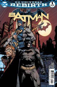 Batman #1 (2016)