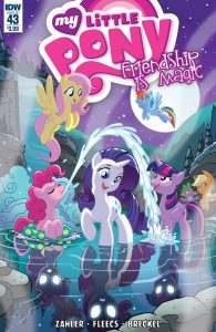My Little Pony: Friendship Is Magic #43 (2016)