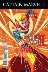 Captain Marvel #7 (2016)