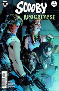 Scooby Apocalypse #3 (2016)