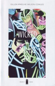 The Wicked + The Divine #21 (2016)