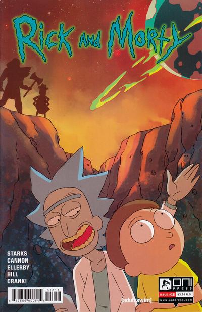 Rick and Morty #16 (2016)