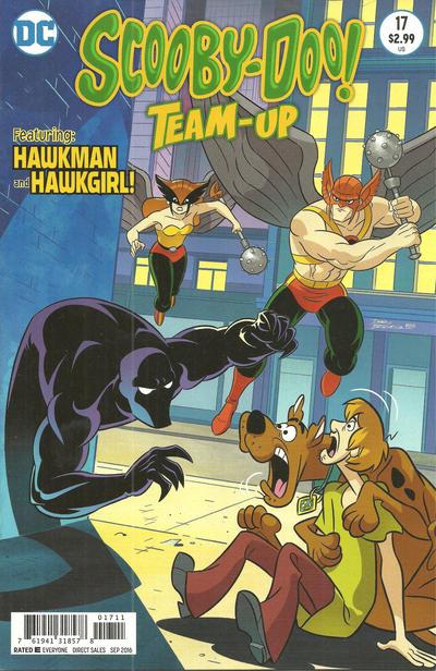 Scooby-Doo Team-Up #17 (2016)