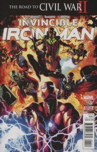 Invincible Iron Man #11 (2016)