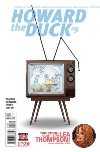 Howard the Duck #9 (2016)