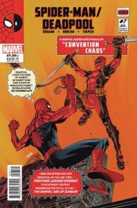 Spider-Man/Deadpool #7 (2016)