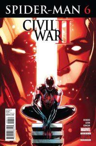 Spider-Man #6 (2016)