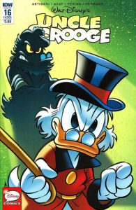 Uncle Scrooge #16 / 420 (2016)