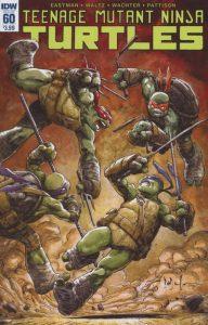 Teenage Mutant Ninja Turtles #60 (2016)