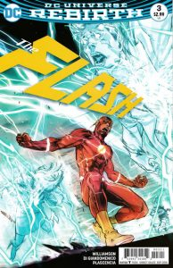 The Flash #3 (2016)