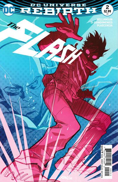 The Flash #2 (2016)