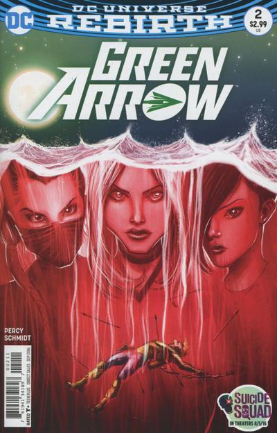 Green Arrow #2 (2016)