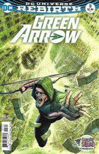 Green Arrow #3 (2016)