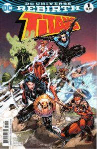 Titans #1 (2016)