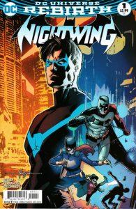 Nightwing #1 (2016)
