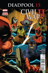 Deadpool #15 (2016)