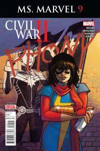 Ms. Marvel #9 (2016)