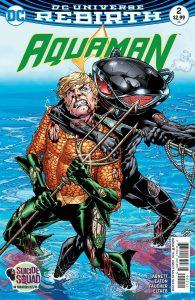 Aquaman #2 (2016)