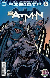 Batman #2 (2016)
