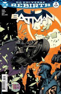Batman #3 (2016)