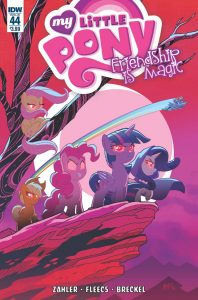 My Little Pony: Friendship Is Magic #44 (2016)