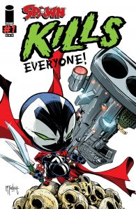 Spawn Kills Everyone #1 (2016)