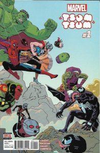 Marvel Tsum Tsum #1 (2016)