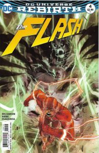 The Flash #4 (2016)