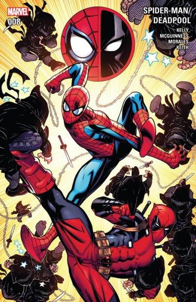 Spider-Man/Deadpool #8 (2016)