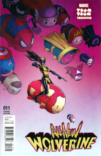 All-New Wolverine #11 (2016)