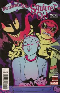 The Unbeatable Squirrel Girl #11 (2016)
