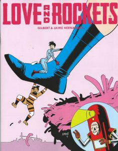 Love and Rockets #3 (2016)