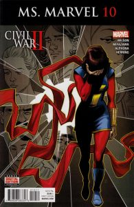 Ms. Marvel #10 (2016)