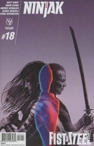 Ninjak #18 (2016)
