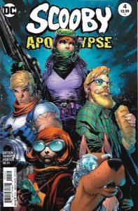 Scooby Apocalypse #4 (2016)