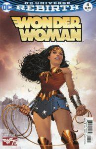 Wonder Woman #4 (2016)